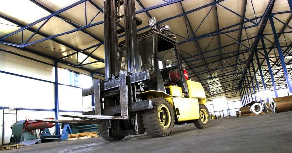Jason - Reliable Forklift Operator
